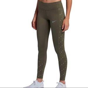 Nike Racer Flash Running Tights/Leggings/Pants